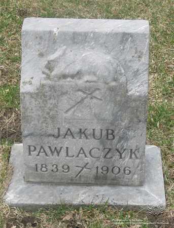 PAWLACZYK, JAKUB - Lucas County, Ohio | JAKUB PAWLACZYK - Ohio Gravestone Photos