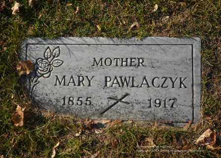 WOZNIAK PAWLACZYK, MARY - Lucas County, Ohio | MARY WOZNIAK PAWLACZYK - Ohio Gravestone Photos