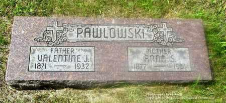 HOLEWINSKI PAWLOWSKI, ANNA S. - Lucas County, Ohio | ANNA S. HOLEWINSKI PAWLOWSKI - Ohio Gravestone Photos