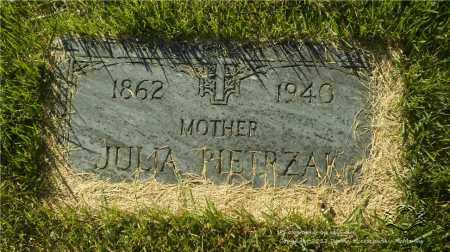 PIETRZAK, JULIA - Lucas County, Ohio | JULIA PIETRZAK - Ohio Gravestone Photos