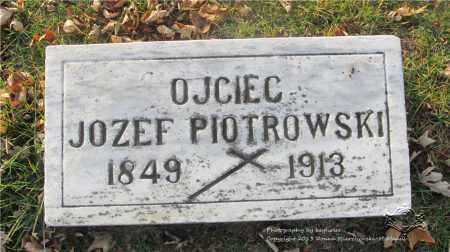 PIOTROWSKI, JOZEF - Lucas County, Ohio | JOZEF PIOTROWSKI - Ohio Gravestone Photos