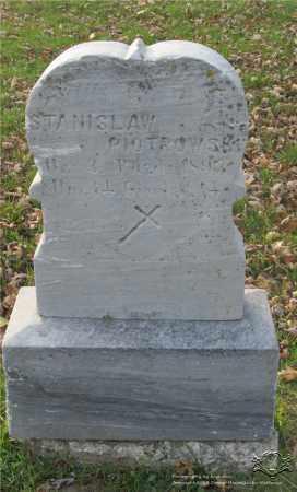 PIOTROWSKI, STANISLAW - Lucas County, Ohio | STANISLAW PIOTROWSKI - Ohio Gravestone Photos