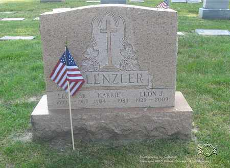 PLENZLER, HARRIET - Lucas County, Ohio | HARRIET PLENZLER - Ohio Gravestone Photos