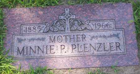 MACHOWIAK PLENZLER, MINNIE P. - Lucas County, Ohio | MINNIE P. MACHOWIAK PLENZLER - Ohio Gravestone Photos