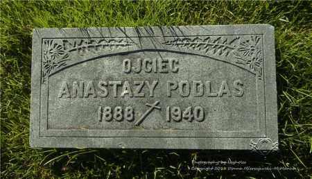 PODLAS, ANASTAZY - Lucas County, Ohio | ANASTAZY PODLAS - Ohio Gravestone Photos