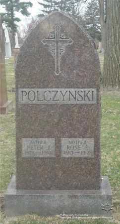 POLCZYNSKI, PETER J. - Lucas County, Ohio | PETER J. POLCZYNSKI - Ohio Gravestone Photos