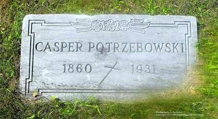 POTRZEBOWSKI, CASPER - Lucas County, Ohio | CASPER POTRZEBOWSKI - Ohio Gravestone Photos
