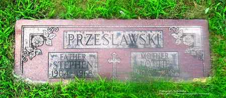LEWANDOWSKI PRZESLAWSKI, LOTTIE - Lucas County, Ohio | LOTTIE LEWANDOWSKI PRZESLAWSKI - Ohio Gravestone Photos