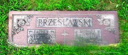 PRZESLAWSKI, LOTTIE - Lucas County, Ohio | LOTTIE PRZESLAWSKI - Ohio Gravestone Photos