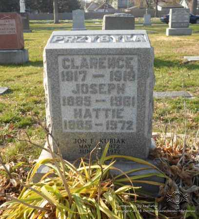 PRZYBYLA, JOSEPH - Lucas County, Ohio | JOSEPH PRZYBYLA - Ohio Gravestone Photos