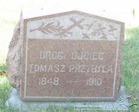 PRZYBYLA, TOMASZ - Lucas County, Ohio | TOMASZ PRZYBYLA - Ohio Gravestone Photos