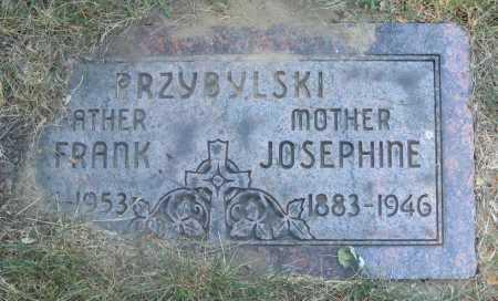 MIELCAREK PRZYBYLSKI, JOSEPHINE - Lucas County, Ohio | JOSEPHINE MIELCAREK PRZYBYLSKI - Ohio Gravestone Photos