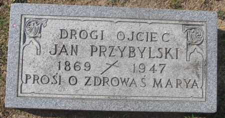PRZYBYLSKI, JAN (JOHN) - Lucas County, Ohio | JAN (JOHN) PRZYBYLSKI - Ohio Gravestone Photos