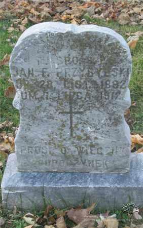 PRZYBYLSKI, JAN F. - Lucas County, Ohio | JAN F. PRZYBYLSKI - Ohio Gravestone Photos