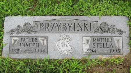 PRZYBYLSKI, JOSEPH - Lucas County, Ohio | JOSEPH PRZYBYLSKI - Ohio Gravestone Photos