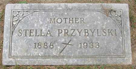 PRZYBYLSKI, STELLA (STANISLAWA) - Lucas County, Ohio | STELLA (STANISLAWA) PRZYBYLSKI - Ohio Gravestone Photos