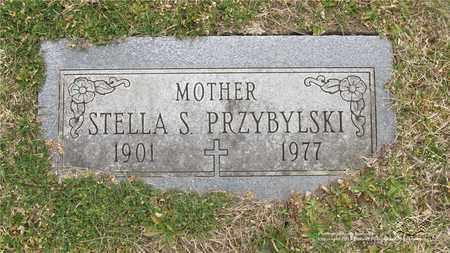 PRZYBYLSKI, STELLA S. - Lucas County, Ohio | STELLA S. PRZYBYLSKI - Ohio Gravestone Photos