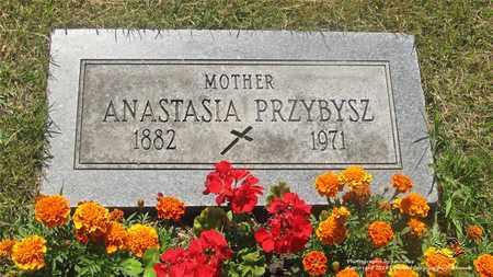 PRZYBYSZ, ANASTASIA - Lucas County, Ohio | ANASTASIA PRZYBYSZ - Ohio Gravestone Photos
