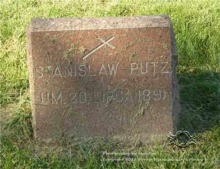PUTZ, STANISLAW - Lucas County, Ohio | STANISLAW PUTZ - Ohio Gravestone Photos