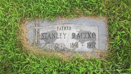 RACZKO, STANLEY - Lucas County, Ohio | STANLEY RACZKO - Ohio Gravestone Photos