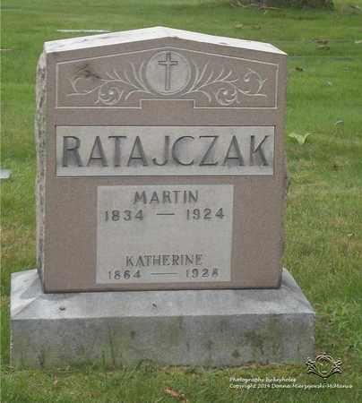 RATAJCZAK, KATHERINE - Lucas County, Ohio | KATHERINE RATAJCZAK - Ohio Gravestone Photos