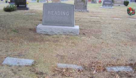 WATTS READING, BLANCHE EVA - Lucas County, Ohio | BLANCHE EVA WATTS READING - Ohio Gravestone Photos