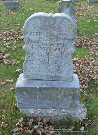 REZNEROWICZ, MATEUSZ - Lucas County, Ohio | MATEUSZ REZNEROWICZ - Ohio Gravestone Photos