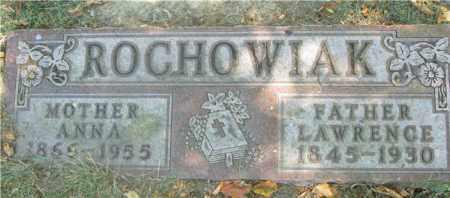 ROCHOWIAK, ANNA - Lucas County, Ohio | ANNA ROCHOWIAK - Ohio Gravestone Photos