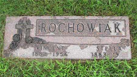 ROCHOWIAK, VINCENT - Lucas County, Ohio | VINCENT ROCHOWIAK - Ohio Gravestone Photos