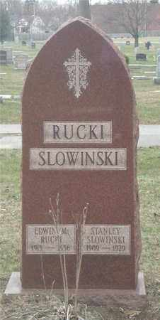 SLOWINSKI, STANLEY - Lucas County, Ohio | STANLEY SLOWINSKI - Ohio Gravestone Photos