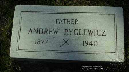 RYGLEWICZ, ANDREW - Lucas County, Ohio | ANDREW RYGLEWICZ - Ohio Gravestone Photos