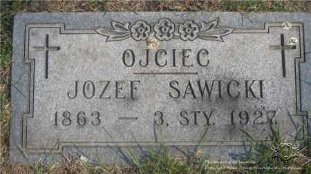 SAWICKI, JOZEF - Lucas County, Ohio | JOZEF SAWICKI - Ohio Gravestone Photos