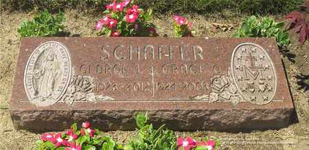SCHAFFER, GRACE C. - Lucas County, Ohio | GRACE C. SCHAFFER - Ohio Gravestone Photos