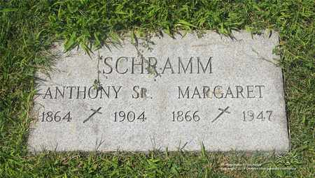 SCHRAMM, MARGARET - Lucas County, Ohio | MARGARET SCHRAMM - Ohio Gravestone Photos