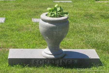 SCHREINER, FAMILY MONUMENT - Lucas County, Ohio | FAMILY MONUMENT SCHREINER - Ohio Gravestone Photos