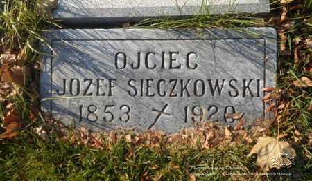 SIECZKOWSKI, JOZEF - Lucas County, Ohio | JOZEF SIECZKOWSKI - Ohio Gravestone Photos