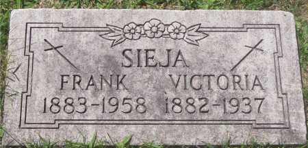 PRZYBYLSKI SIEJA, VICTORIA - Lucas County, Ohio | VICTORIA PRZYBYLSKI SIEJA - Ohio Gravestone Photos