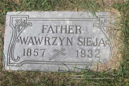SIEJA, WAWRZYN - Lucas County, Ohio | WAWRZYN SIEJA - Ohio Gravestone Photos
