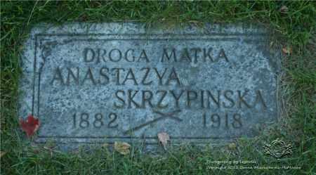 SKRZYPINSKA, ANASTAZYA - Lucas County, Ohio | ANASTAZYA SKRZYPINSKA - Ohio Gravestone Photos