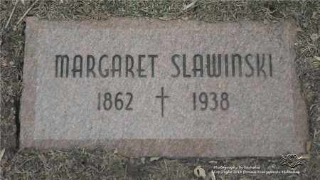SLAWINSKI, MARGARET - Lucas County, Ohio | MARGARET SLAWINSKI - Ohio Gravestone Photos