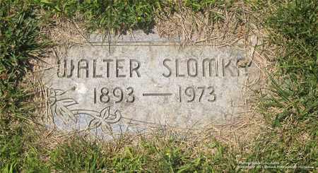 SLOMKA, WALTER - Lucas County, Ohio | WALTER SLOMKA - Ohio Gravestone Photos