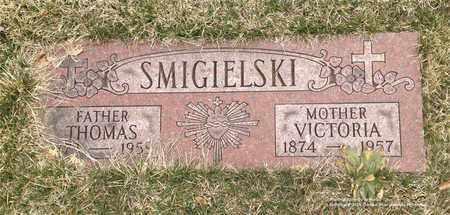 SMIGIELSKI, VICTORIA - Lucas County, Ohio | VICTORIA SMIGIELSKI - Ohio Gravestone Photos