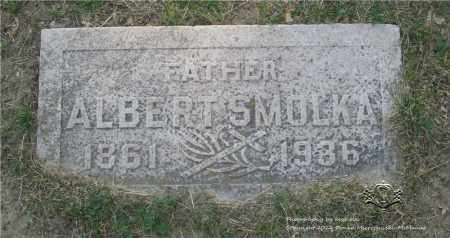 SMOLKA, ALBERT - Lucas County, Ohio | ALBERT SMOLKA - Ohio Gravestone Photos
