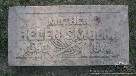 CZECHOWICZ SMOLKA, HELEN - Lucas County, Ohio | HELEN CZECHOWICZ SMOLKA - Ohio Gravestone Photos