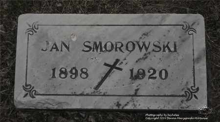 SMOROWSKI, JAN - Lucas County, Ohio | JAN SMOROWSKI - Ohio Gravestone Photos