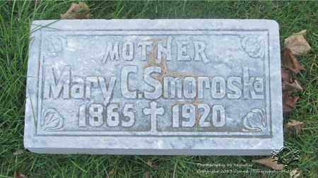 SMOROWSKI, MARY - Lucas County, Ohio | MARY SMOROWSKI - Ohio Gravestone Photos