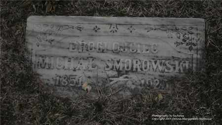 SMOROWSKI, MICHAL - Lucas County, Ohio | MICHAL SMOROWSKI - Ohio Gravestone Photos