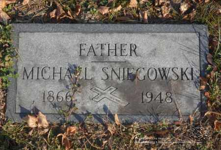 SNIEGOWSKI, MICHAEL - Lucas County, Ohio | MICHAEL SNIEGOWSKI - Ohio Gravestone Photos