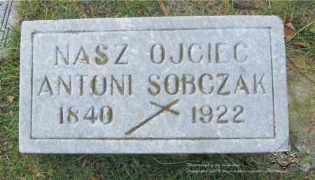 SOBCZAK, ANTONI - Lucas County, Ohio | ANTONI SOBCZAK - Ohio Gravestone Photos