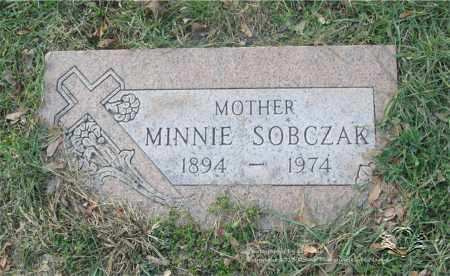 SOBCZAK, MINNIE - Lucas County, Ohio | MINNIE SOBCZAK - Ohio Gravestone Photos